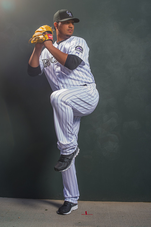. 45 Jhoulys Chacin Position: RHP Height: 6-3 Weight: 215 Expectations: The biggest blow of spring training was losing Chacin to a strained shoulder. He�s expected back in early May. If he gets healthy, he instantly becomes the rotation�s best right-hander because of his ability to get groundball outs.   2014 salary: $4.85 million(Photo by Rob Tringali/Getty Images)