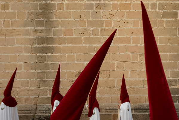 PHOTOS: Hundreds of processions in Spain, Easter Holy Week, 2015