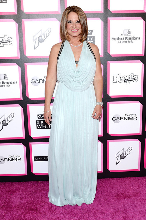 . TV personality  Doctor Ana Maria Polo attends People En Espanol\'s 50 Most Beautiful 2013 at Marquee on May 13, 2013 in New York City.  (Photo by Dimitrios Kambouris/Getty Images for People en Espanol)