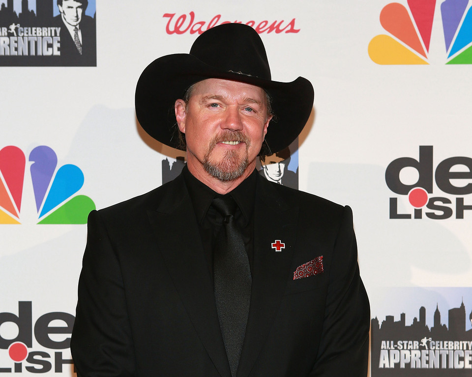 ". Trace Adkins attends ""All Star Celebrity Apprentice\"" Finale at Cipriani 42nd Street on May 19, 2013 in New York City.  (Photo by Robin Marchant/Getty Images)"