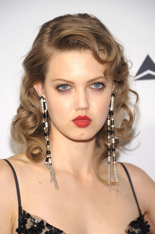. NEW YORK, NY - JUNE 13:  Model Lindsey Wixson attends the 4th Annual amfAR Inspiration Gala New York at The Plaza Hotel on June 13, 2013 in New York City.  (Photo by Michael Loccisano/Getty Images)
