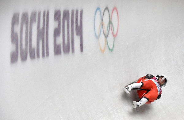 PHOTOS: Women's Luge at Sochi 2014 Winter Olympics