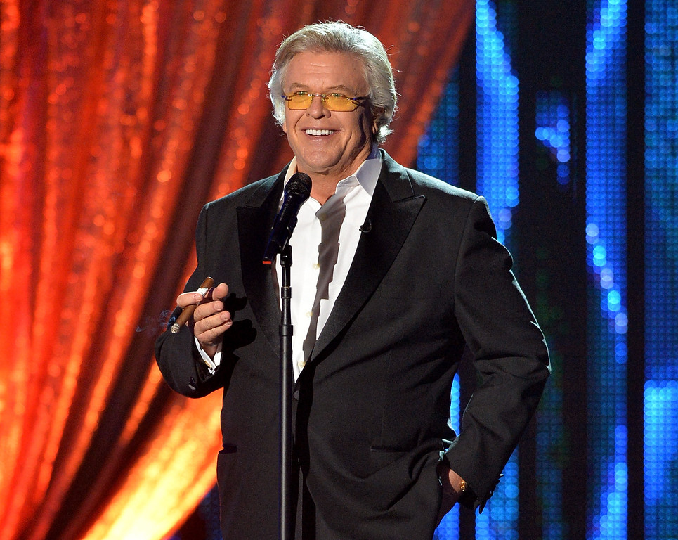 . Ron White hosts CMT Artists Of The Year 2013 at Music City Center on December 3, 2013 in Nashville, Tennessee.  (Photo by Rick Diamond/Getty Images for CMT)