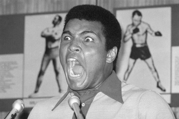 PHOTOS: On This Day: Ali Wins Rumble In The Jungle