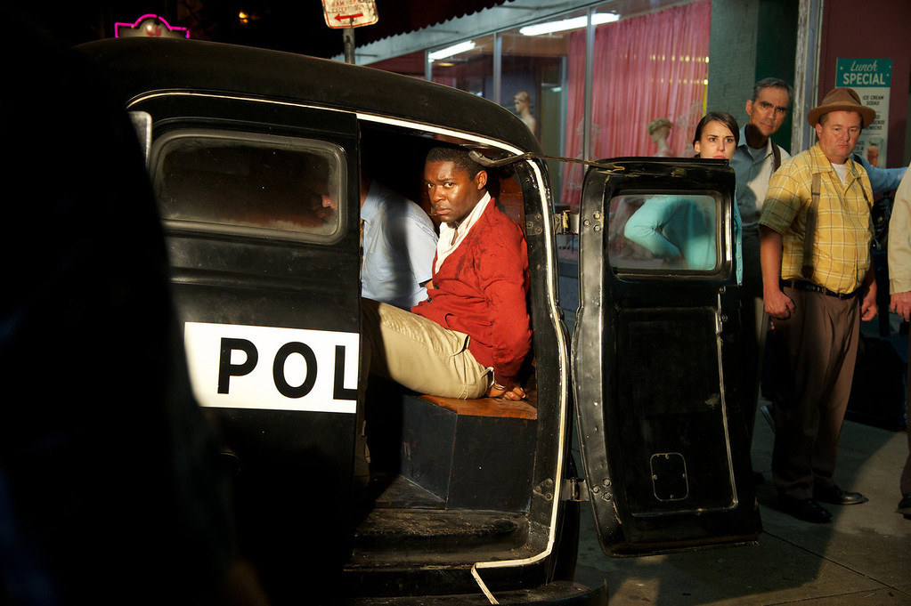 ". David Oyelowo in a scene from \""Lee Daniels\' The Butler.\"" (AP Photo/The Weinstein Company, Anne Marie Fox)"