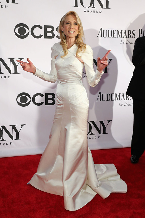. Actress Judith Light attends The 67th Annual Tony Awards  at Radio City Music Hall on June 9, 2013 in New York City.  (Photo by Neilson Barnard/Getty Images)