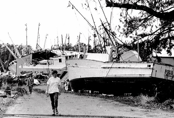 PHOTOS: Hurricane Hugo struck 25 years ago September 21-22, 1989