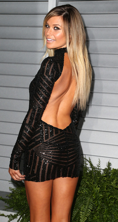 . Samantha Hoopes attends Maxim Hot 100 Event at the Pacific Design Center on June 10, 2014 in West Hollywood, California.  (Photo by Frederick M. Brown/Getty Images)
