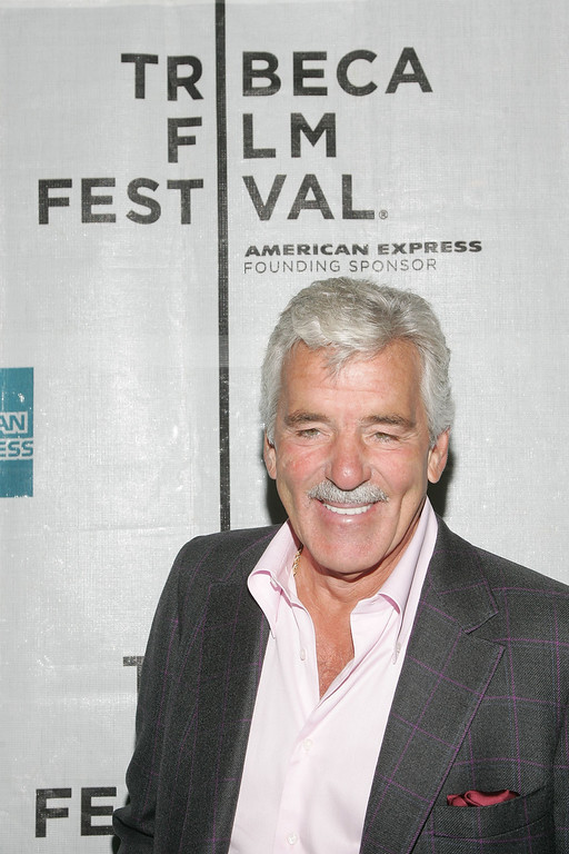 ". Actor Dennis Farina attends the premiere of ""You Kill Me\"" at the 2007 Tribeca Film Festival on April 28, 2007 in New York City.  (Photo by Peter Kramer/Getty Images for Tribeca Film Festival)"