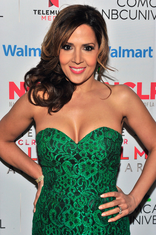. PASADENA, CA - SEPTEMBER 27:  Actress Maria Canals-Barrera attends the VIP reception during the 2013 NCLR ALMA Awards at Pasadena Civic Auditorium on September 27, 2013 in Pasadena, California.  (Photo by Jerod Harris/Getty Images for NCLR)