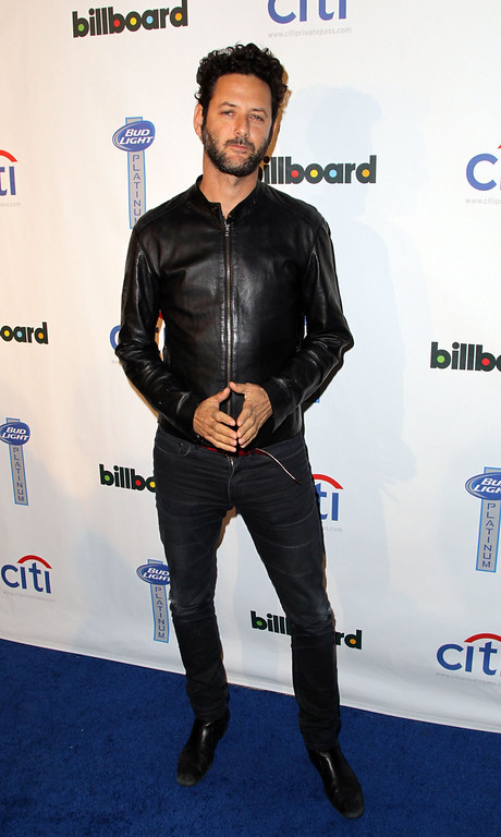 . Guy Gerber attends the 2nd Annual Billboard Grammys After-Party at The London Hotel on January 26, 2014 in West Hollywood, California.  (Photo by David Buchan/Getty Images)