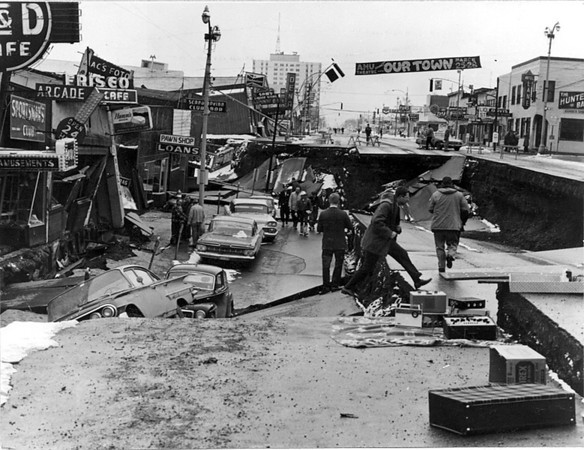 PHOTOS: 1964 Great Alaska Earthquake, the largest in U.S. history