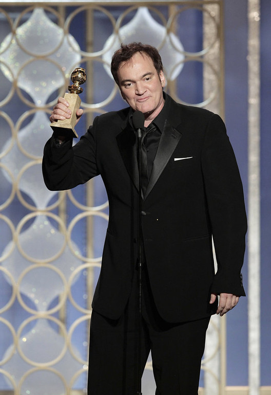 . Best Screenplay - Motion Picture: Django Unchained