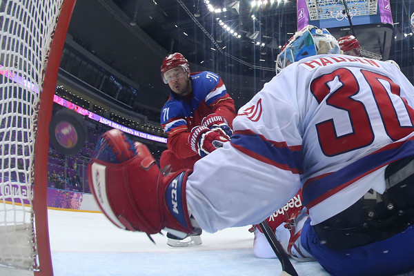 PHOTOS: Ice Hockey Qualifiers and Classifications at 2014 Sochi Winter Olympics