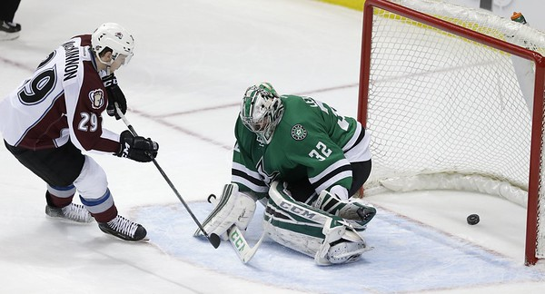 PHOTOS: Colorado Avalanche vs. Dallas Stars, Feb. 3, 2015