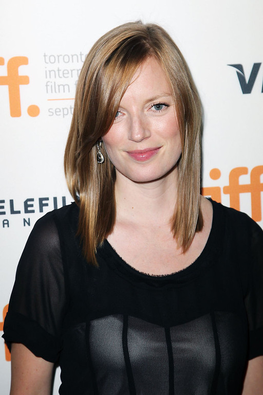". Filmmaker Sarah Polley attends the ""Stories We Tell\"" premiere during the 2012 Toronto International Film Festival on September 7, 2012 in Toronto, Canada.  (Photo by Jonathan Leibson/Getty Images)"