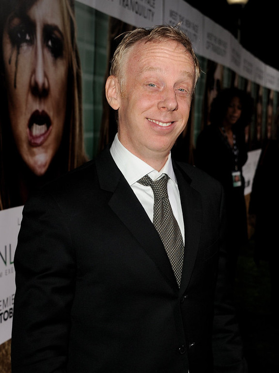 ". Executive producer/writer/director Mike White arrives at the premiere of HBO\'s ""Enlightened\"" at the Paramount Theater on October 6, 2011 in Los Angeles, California.  (Photo by Kevin Winter/Getty Images)"