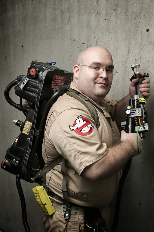 . Cosplay fans attend the second day of New York Comic Con 2013 at The Jacob K. Javits Convention Center on October 11, 2013 in New York City. New York Comic Con is one of the largest comic book and science fiction conventions. The convention brings together fans of fantasy role playing, science fiction, movies and television. (Photo by Neilson Barnard/Getty Images)
