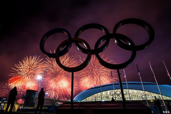 PHOTOS: Closing Ceremony – 2014 Sochi Winter Olympics