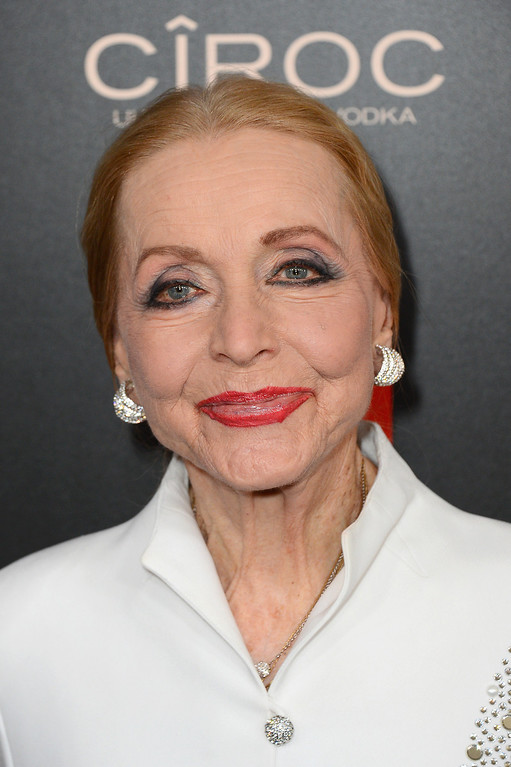 . Actress Anne Jeffreys attends The 40th Annual Daytime Emmy Awards at The Beverly Hilton Hotel on June 16, 2013 in Beverly Hills, California.  (Photo by Mark Davis/Getty Images)