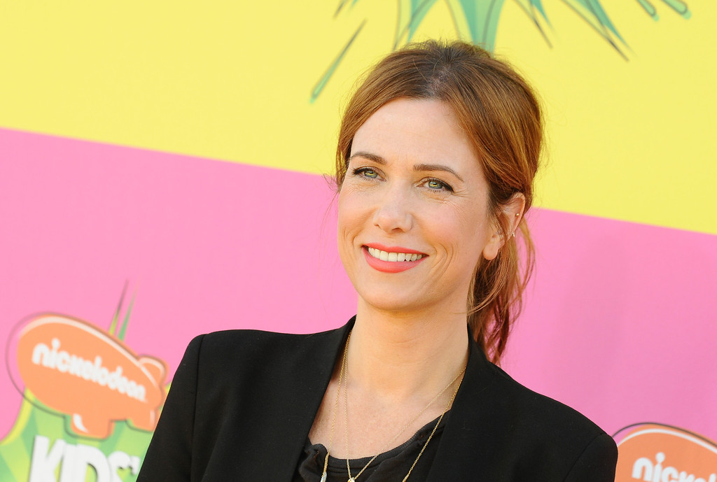 . Actress Kristen Wiig arrives at the 26th annual Nickelodeon\'s Kids\' Choice Awards on Saturday, March 23, 2013, in Los Angeles. (Photo by Jordan Strauss/Invision/AP)