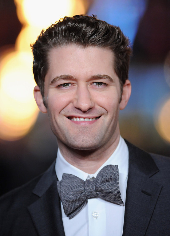 ". Matthew Morrison attends the ""Les Miserables\"" World Premiere at the Odeon Leicester Square on December 5, 2012 in London, England.  (Photo by Stuart Wilson/Getty Images)"