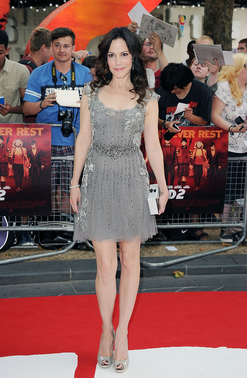 . Mary-Louise Parker attends the European Premiere of \'Red 2\' at Empire Leicester Square on July 22, 2013 in London, England.  (Photo by Stuart C. Wilson/Getty Images)