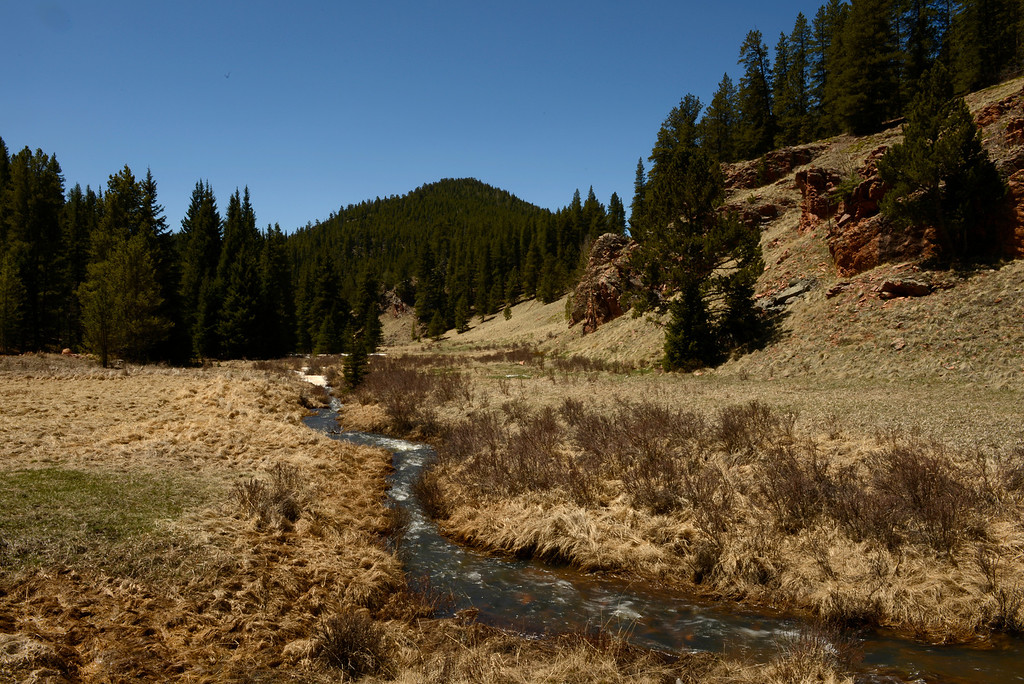 . CONIFER, CO-May 17, 2013: Colorado\'s newest state park, Staunton State Park, May 17, 2013, west of Conifer, will open to the public May 18. (Photo By RJ Sangosti/The Denver Post)