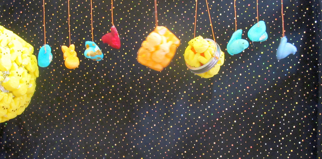 . The Peeps Universe by Eleanor Clements age 8