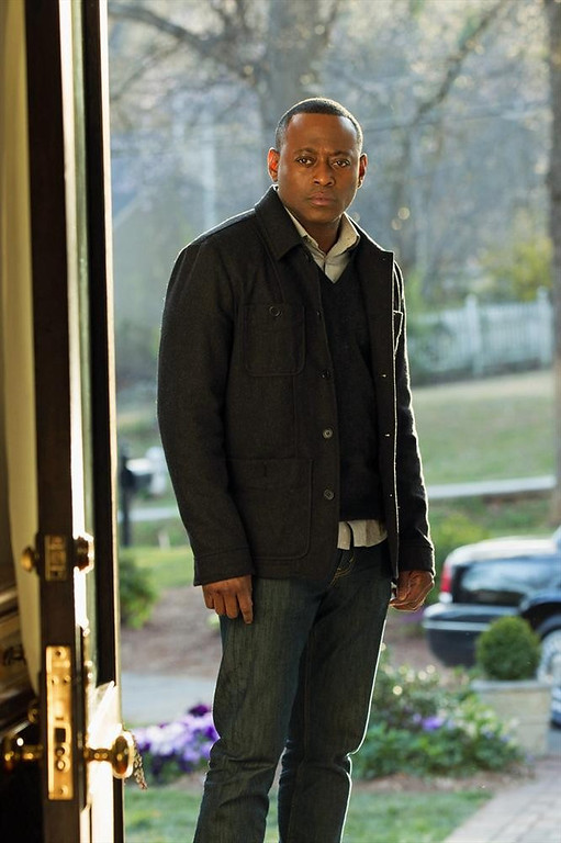 """. Resurrection- \""""The Returned\"""" - The people of Arcadia, Missouri are forever changed when their deceased loved ones suddenly start to reappear, on the series premiere of \""""Resurrection,\"""" SUNDAY, MARCH 9 (9:00-10:01 p.m., ET) on the ABC Television Network. Pictured: Omar Epps (ABC/Bob Mahoney)"""