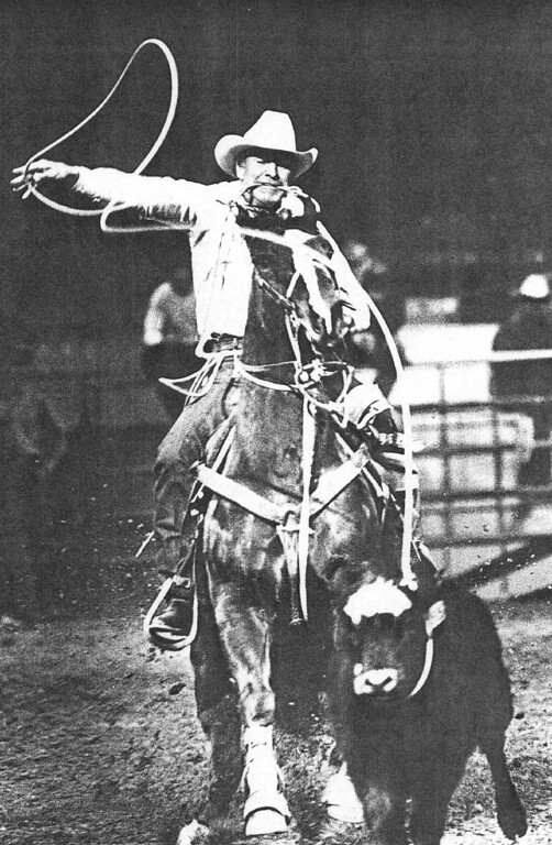 . National Western Stock Show, 1986. Denver Post Library photo archive