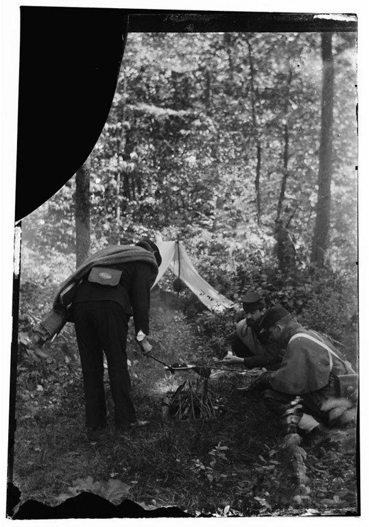 . Gettysburg, Civil War glass negative collection - Library of Congress Prints and Photographs Division Washington, D.C.