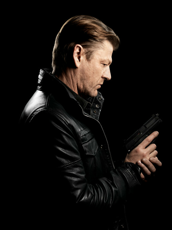 . Sean Bean in TNT\'s summer mystery drama �Legends,� about an undercover agent who may not be the person he believes himself to be. (Photo by Marco Grob/TNT)