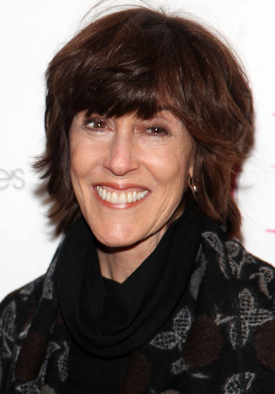 . Nora Ephron.  (Photo by Astrid Stawiarz/Getty Images)
