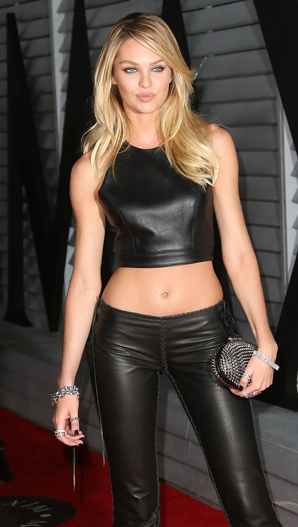 . Model Candice Swanepoel attends Maxim Hot 100 Event at the Pacific Design Center on June 10, 2014 in West Hollywood, California.  (Photo by Frederick M. Brown/Getty Images)