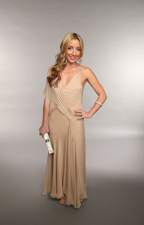 . NASHVILLE, TN - JUNE 05:  Ashley Monroe poses at the 2013 CMT Music awards at the Bridgestone Arena on June 5, 2013 in Nashville, Tennessee.  (Photo by Christopher Polk/Getty Images for Wonderwall)