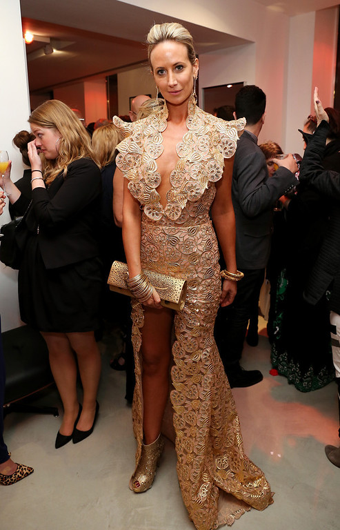 . Lady Victoria Hervey attends the Art Of Elysium PARADIS during the 66th Annual Cannes Film Festival at L\' Oservatoire on May 20, 2013 in Cannes, France.  (Photo by Neilson Barnard/Getty Images for Art of Elysium)