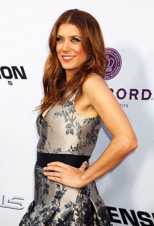 """. Cast member Kate Walsh arrives at the premiere of the new film \""""Scary Movie 5\"""" in Hollywood April 11, 2013. REUTERS/Fred Prouser"""