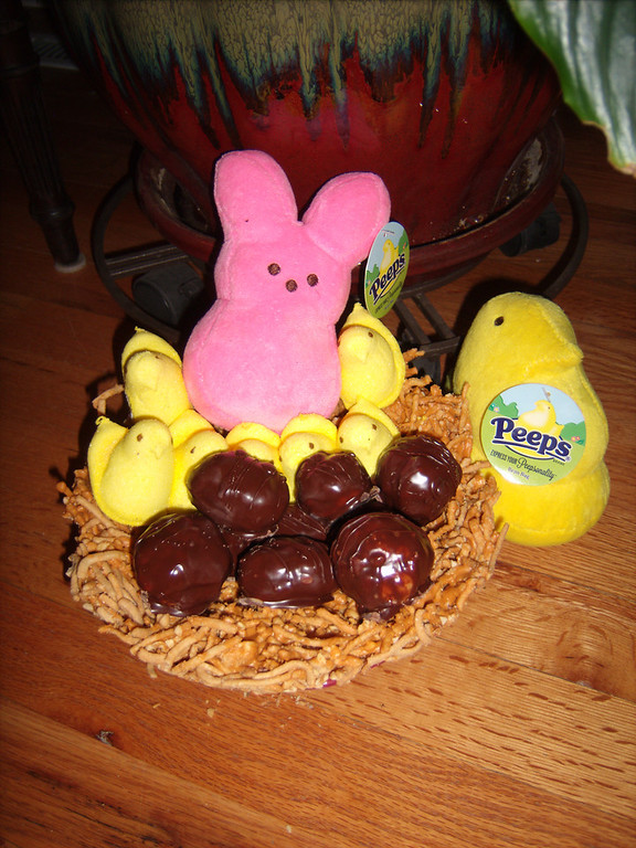 . Peeps n\' a Basket  (Brooklyn Davey, 8)