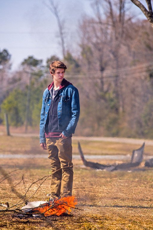 . Pilot - Joe (Colin Ford and the residents of Chester\'s Mill find themselves suddenly and inexplicably sealed off from the rest of the world by a massive transparent dome, on UNDER THE DOME premiering Monday, June 24 (10:00-11:00 PM, ET/PT) on the CBS Television Network.   UNDER THE DOME is based on Stephen King\'s bestselling novel. Photo: Michael Tackett/©2013 CBS Broadcasting Inc. All Rights Reserved.