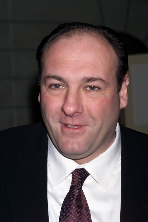 . James Gandolfini during the Writers Guild Of America 54th Annual Awards at The Pierre Hotel in New York City.  3/2/02  Photo by Scott Gries/Getty Images