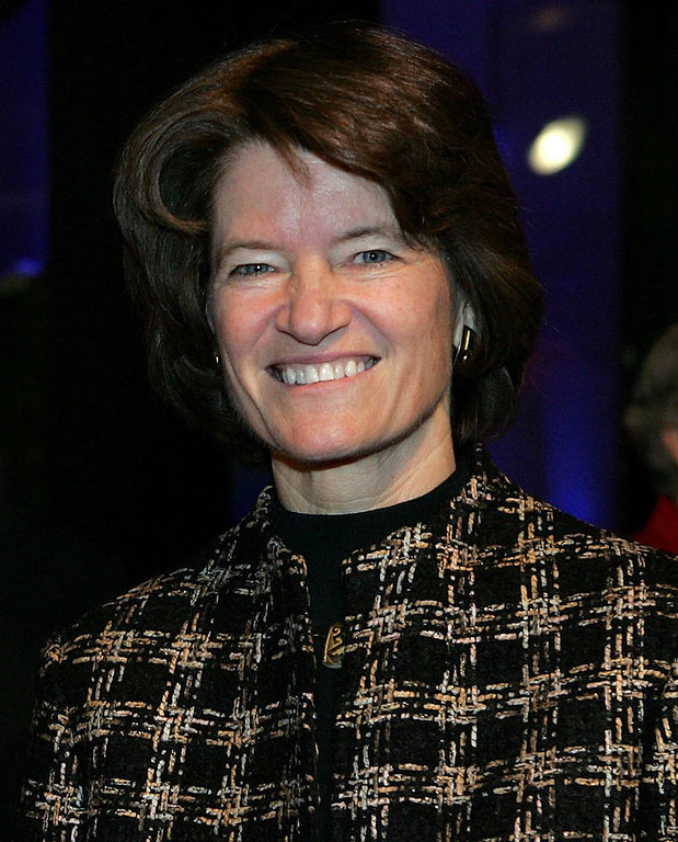 . Former astronaut Sally Ride.  (Photo by Justin Sullivan/Getty Images)