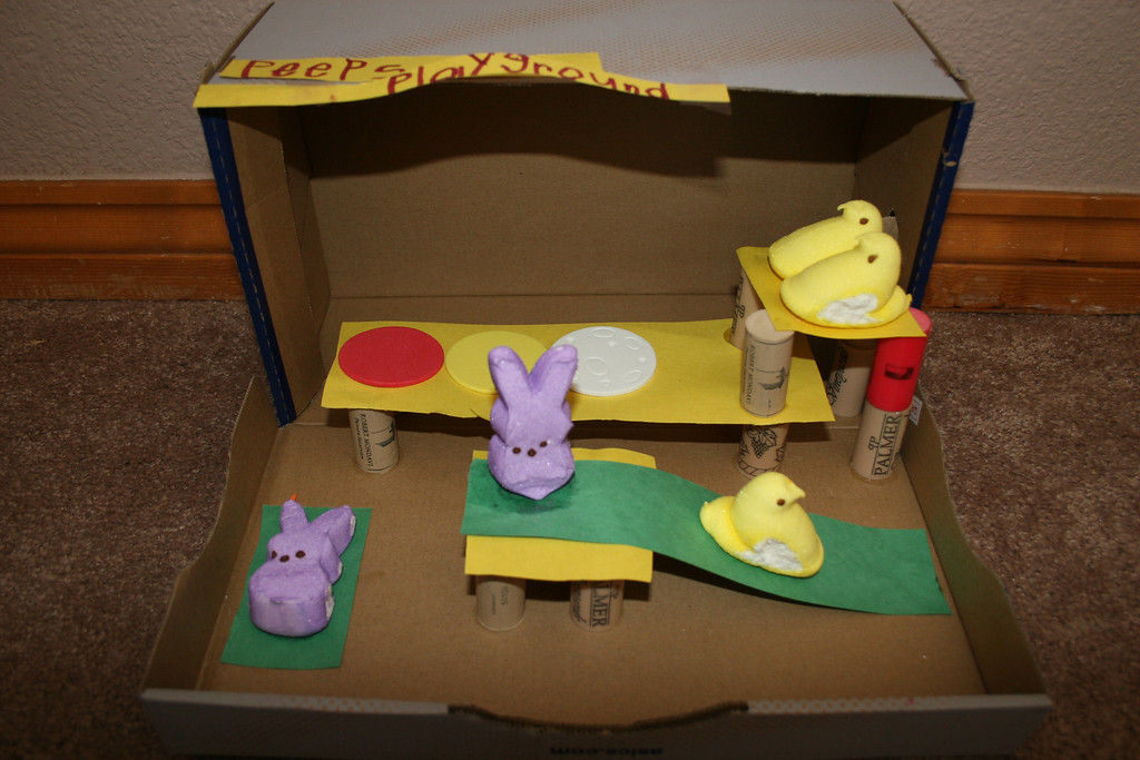 . Playground Peeps, Brady Gemperline, 5