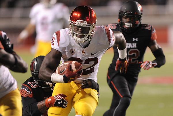 PHOTOS: USC vs. Utah in PAC-12 Football, Oct. 25, 2014