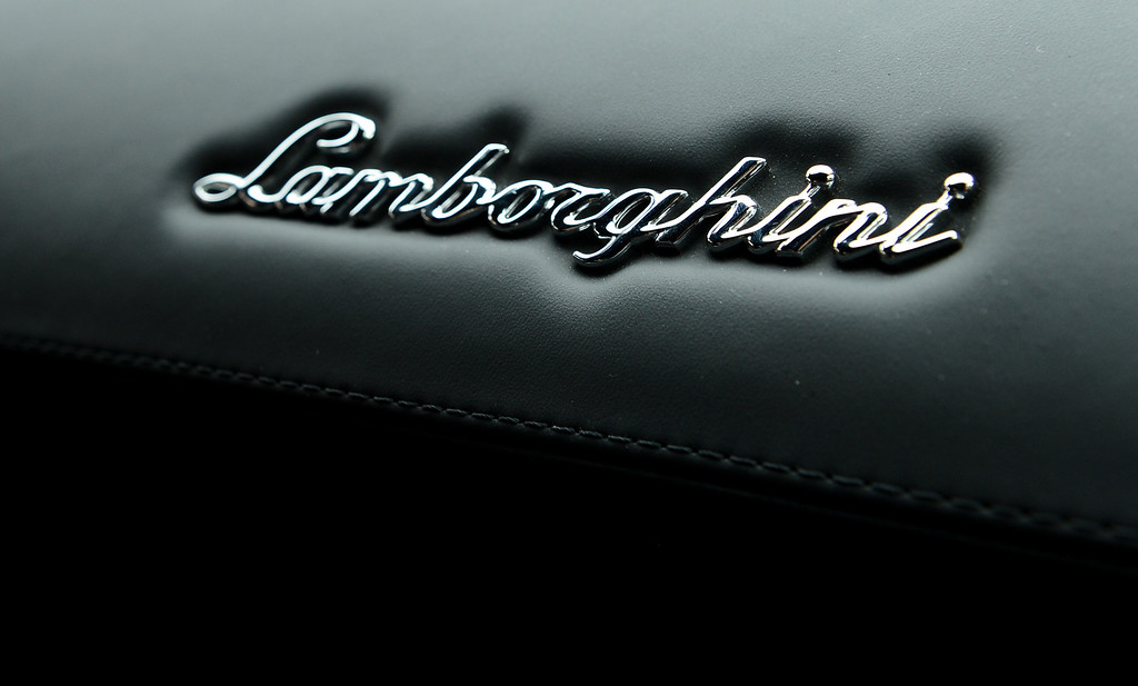 . A close up view of a Lamborghini Aventador during the 69th Venice Film Festival on September 6, 2012 in Venice, Italy.  (Photo by Ian Gavan/Getty Images)