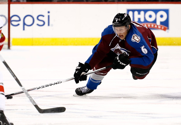 PHOTOS: Colorado Avalanche beat  the Carolina Hurricanes, 4-3