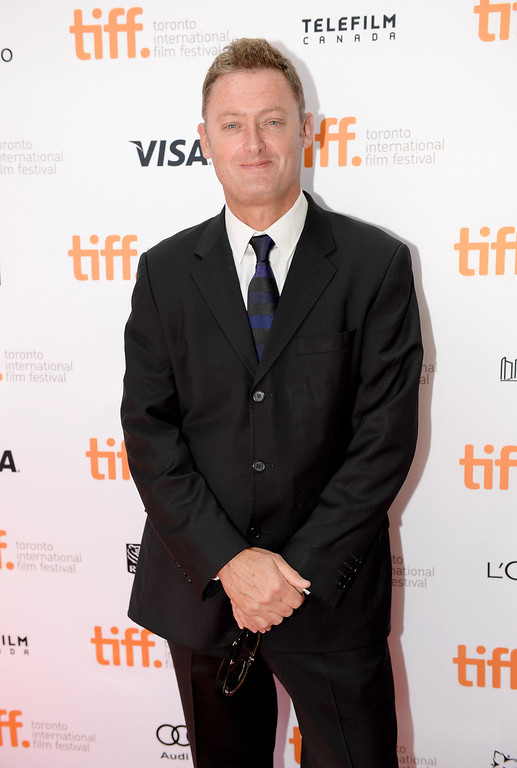 ". Screenwriter Jeff Pope arrives at the""Philomena\"" Premiere during the 2013 Toronto International Film Festival at the Princess of Wales Theatre on September 8, 2013 in Toronto, Canada.  (Photo by Aaron Harris/Getty Images)"