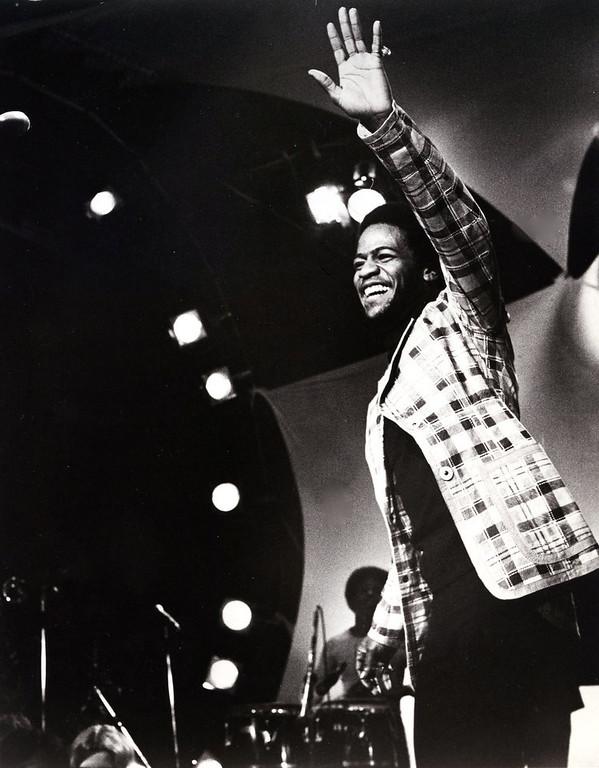. NYRE 1973 Al Green