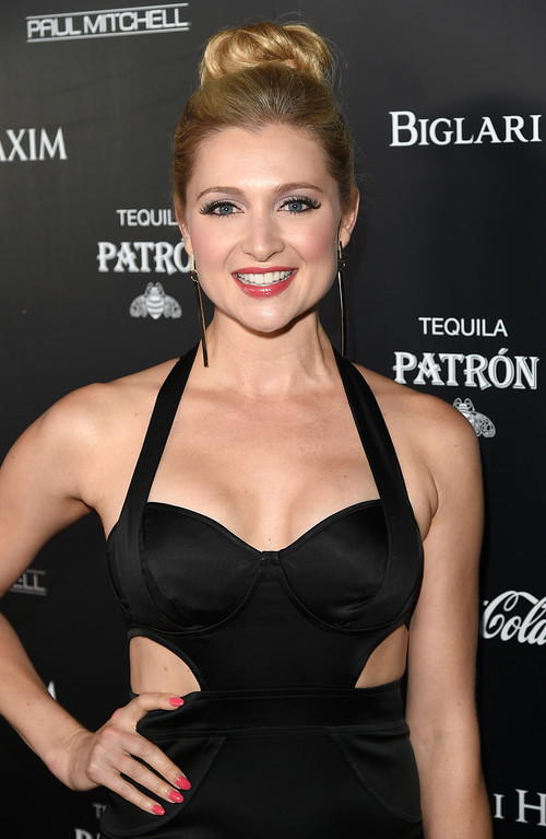 . Actress Katherine Bailess attends Maxim\'s Hot 100 Women of 2014 celebration and sneak peek of the future of Maxim at Pacific Design Center on June 10, 2014 in West Hollywood, California.  (Photo by Jason Merritt/Getty Images for MAXIM)