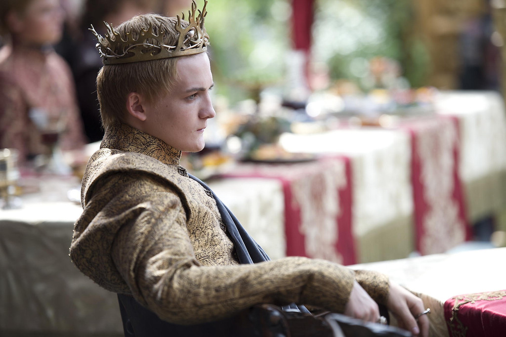 . Jack Gleeson (Macall B. Polay/HBO)